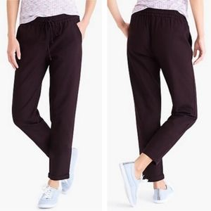 J.Crew Linen Cotton Drawstring Pants